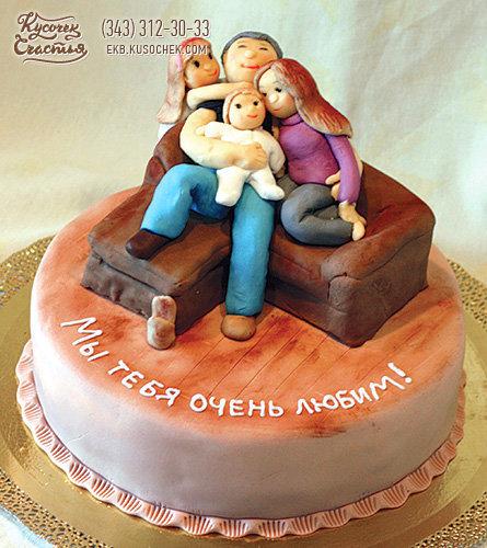 Заказ торта на день рождения мужу