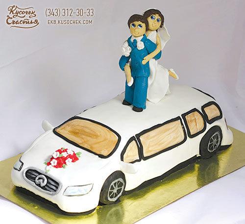 Лимузин торт фото